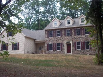 Home built by eagle Construction & Remodeling