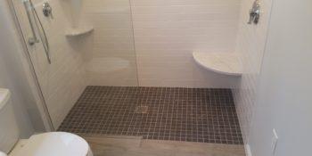 Eagle Construction Bathroom Remodel Shower