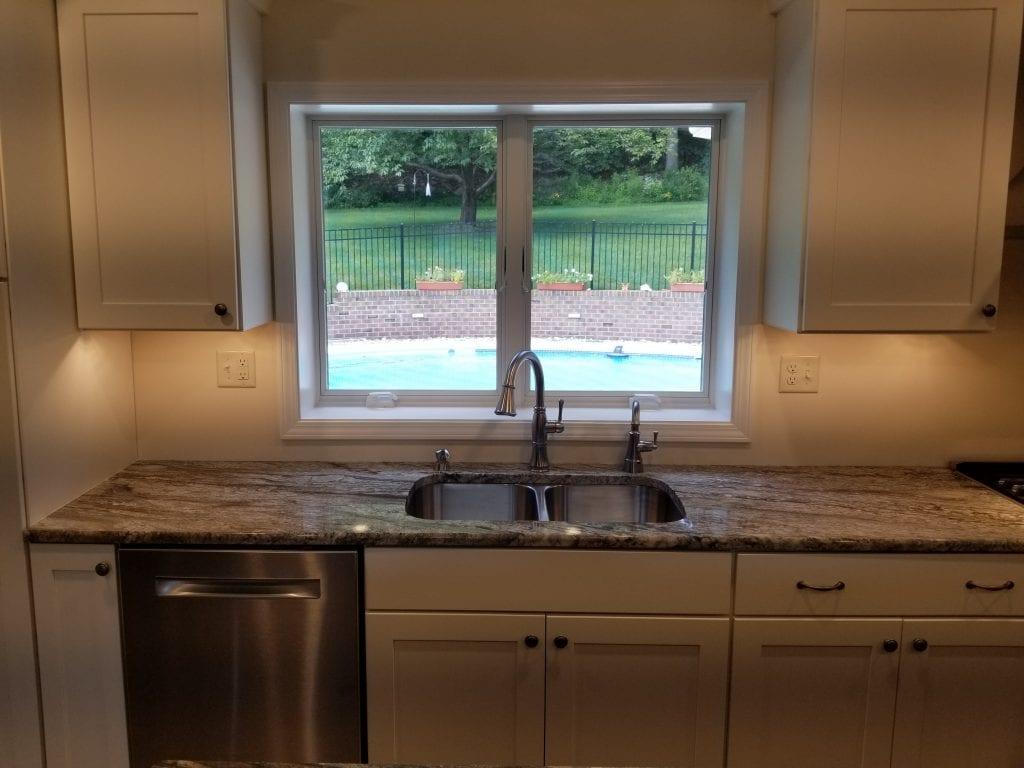 Allen Kitchen Remodel Sink