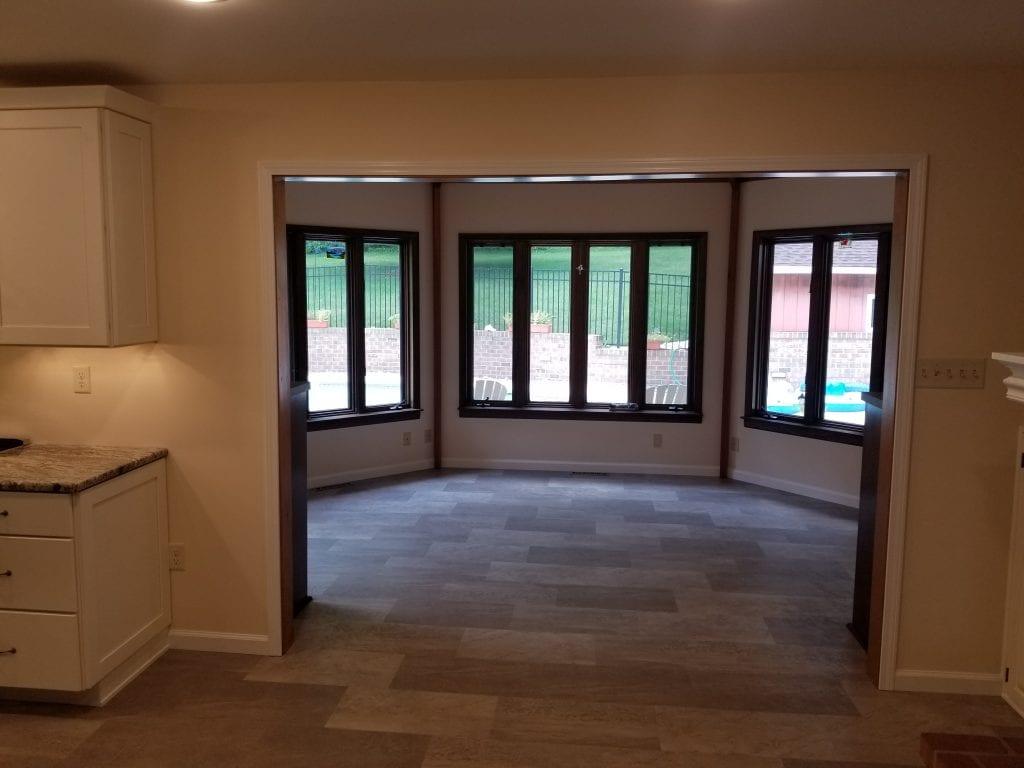 Allen Kitchen Remodel Bay Window