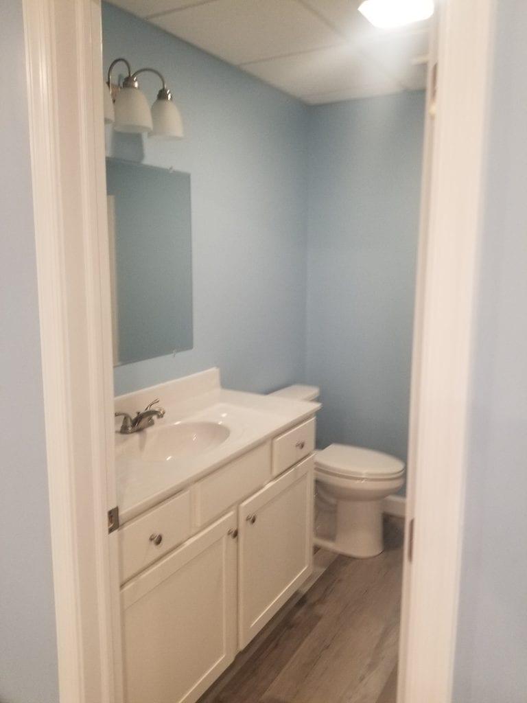 Levangood Basement Bathroom