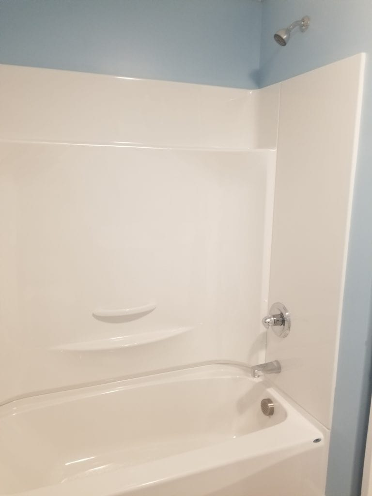 Levangood Basement Shower