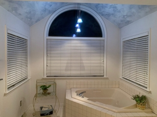 Smith Master Bath Tub Before