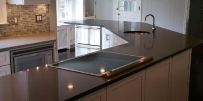 Kitchen Remodel Work done by Eagle Construction