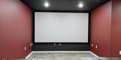 Movie Theatre Basement