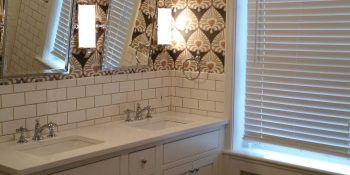 Classic Subway Tile Master Bath