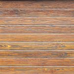 Light Brown Barn Wooden Wall Planking Texture. Solid Wood Slats Rustic Shabby Brown Background. Grunge Wood Board Panel.