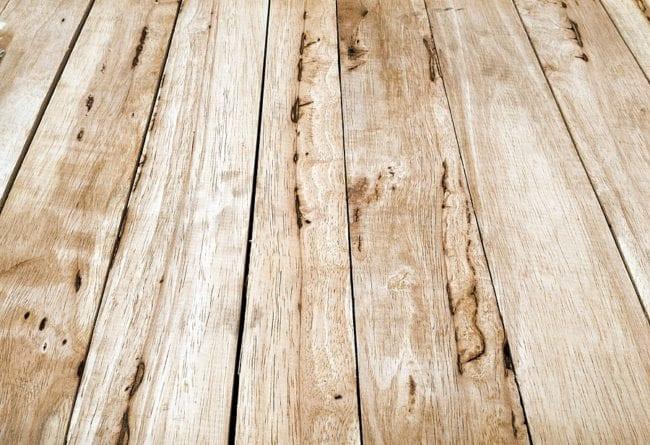 Hardwood Hickory Floor