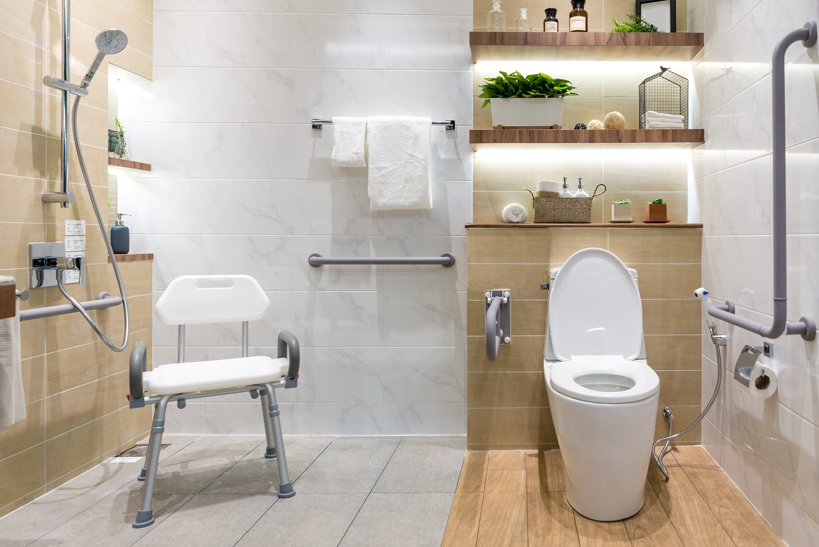 New Bathrooms for Boomers
