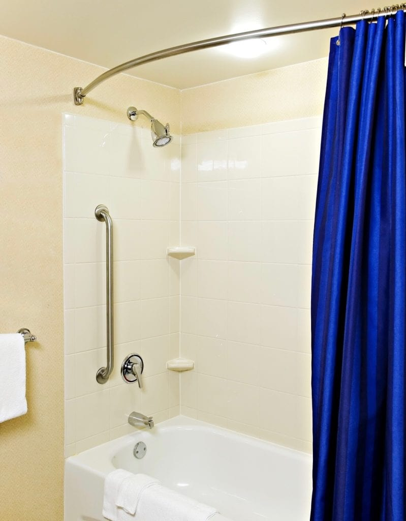 Increase Shower Space