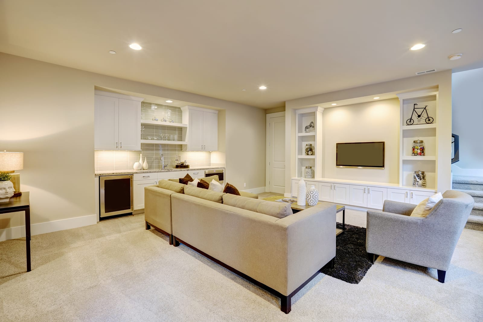 6 Ways to Improve Your Basement