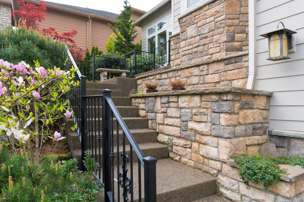 Reasons for Stone Siding