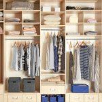Large wardrobe closet