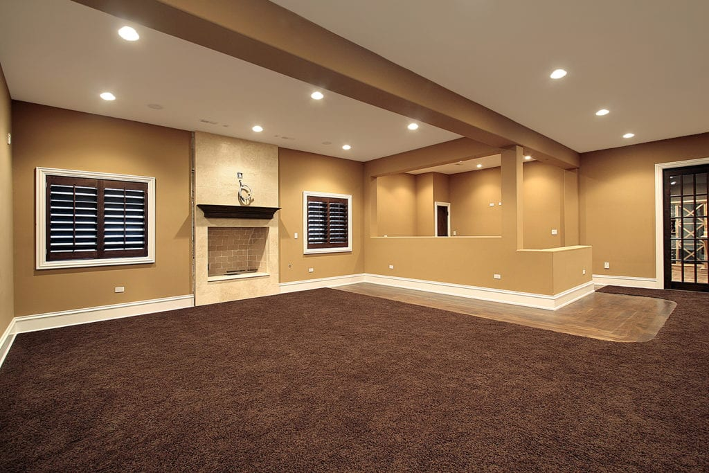 Take Your Basement to the Next Level | Eagle Construction